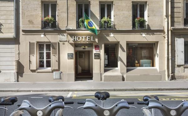 Hotel du Bresl - Exterior
