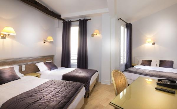 Hotel du Bresl - Quadruple Room