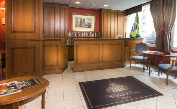 Hotel du Bresl - Reception