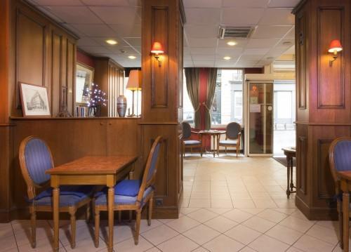 Hotel du Bresl - Breakfast